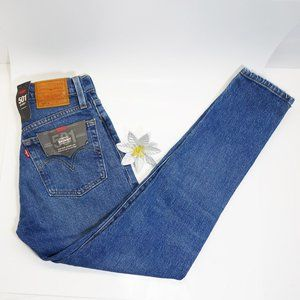 """NWT! Levis 501 skinny Button Fly Jeans W24, L 28"""""""